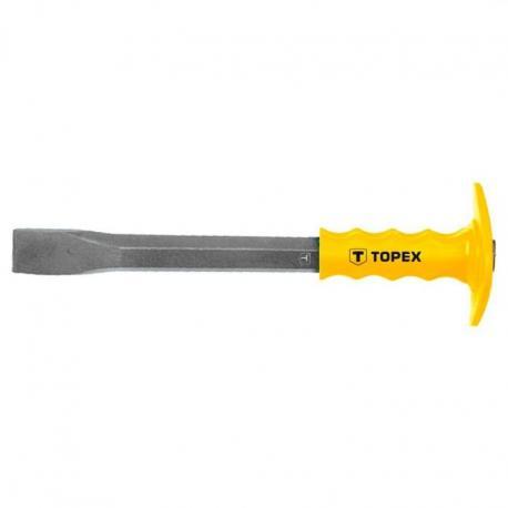 TOPEX Przecinak z ochraniaczem 19 x 300 mm