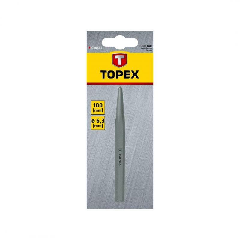 TOPEX Punktak 6.3 x 100 mm