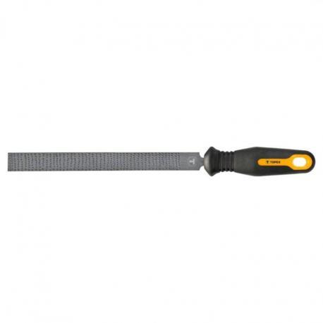 TOPEX Pilnik do drewna płaski, 200 mm