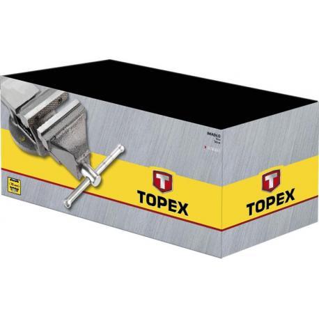 TOPEX Imadło ślusarskie 75 mm