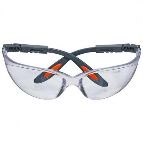 NEO Okulary ochronne poliwęglanowe, białe soczewki