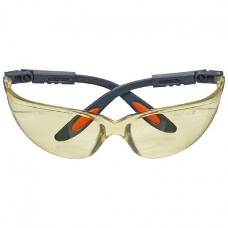 NEO Okulary ochronne poliwęglanowe, żółte soczewki