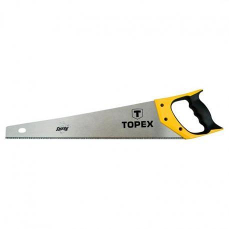 TOPEX Piła płatnica Shark, 450 mm, 11 TPI