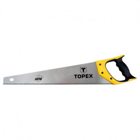 TOPEX Piła płatnica Shark, 560 mm, 7 TPI