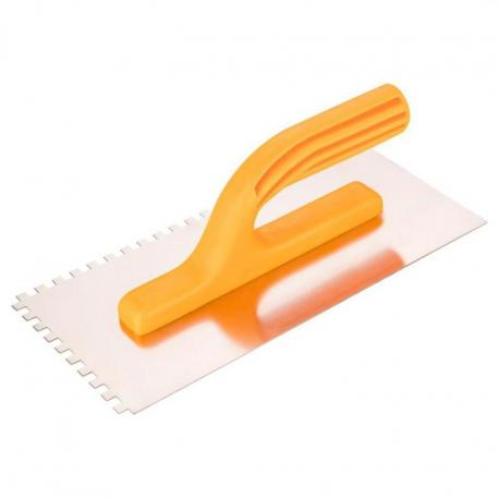 TOPEX Paca z zębami 6 x 6 x 6 mm, 280 x 130 mm
