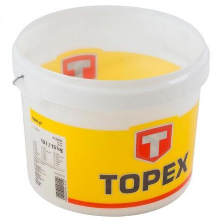 TOPEX Wiadro malarskie 10 l, metalowy uchwyt