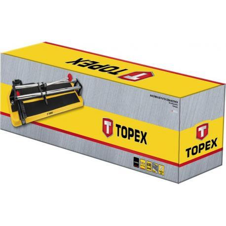 TOPEX Maszynka do płytek ceramicznych 400 mm