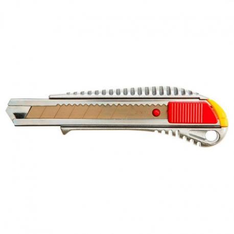 TOPEX Nóż z ostrzem łamanym 18 mm