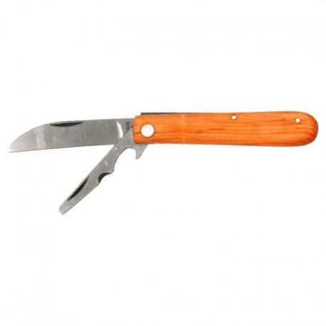 TOPEX Nóż monterski z wkrętakiem