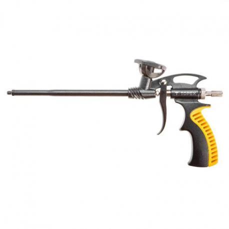 TOPEX Pistolet do pianki montażowej teflonowy