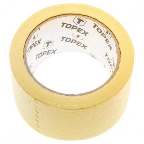 TOPEX Taśma malarska 35 m x 48 mm, żółta