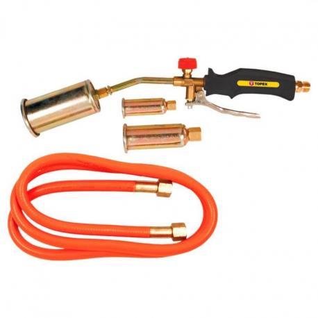 TOPEX Zestaw palników gazowych 19.5kW, 3 palniki