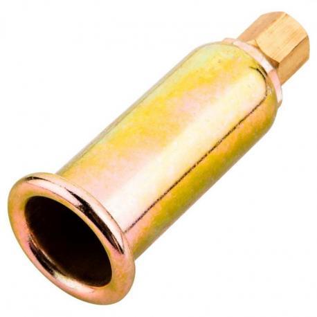 TOPEX Palnik gazowy okrągły 25 mm