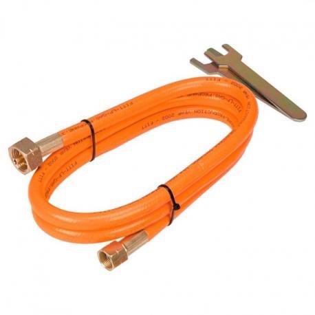 TOPEX Wąż przyłączeniowy do gazu, 5 m