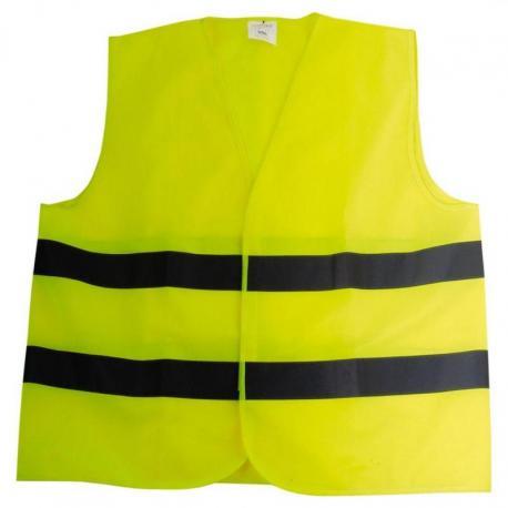 TOPEX Kamizelka ostrzegawcza, żółta