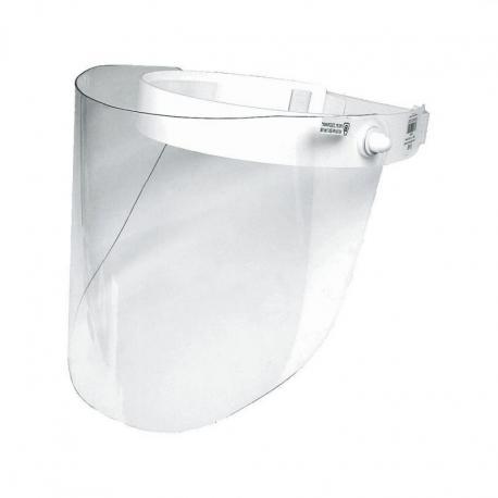 TOPEX Osłona przeciwodpryskowa twarzy, grubość 1 mm