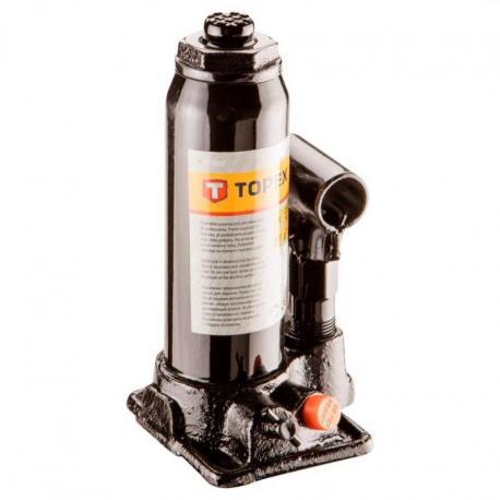 TOPEX Podnośnik słupkowy 2 t, 180-345 mm