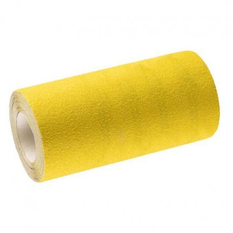 GRAPHITE Papier ścierny w rolce, 2.5 m x 115 mm, K60