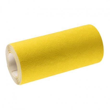 GRAPHITE Papier ścierny w rolce, 2.5 m x 115 mm, K80