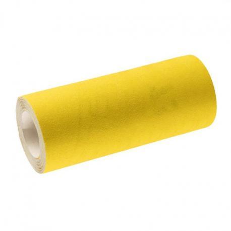 GRAPHITE Papier ścierny w rolce, 2.5 m x 115 mm, K150