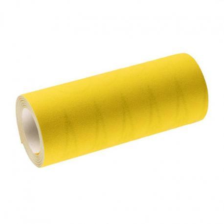 GRAPHITE Papier ścierny w rolce, 2.5 m x 115 mm, K180