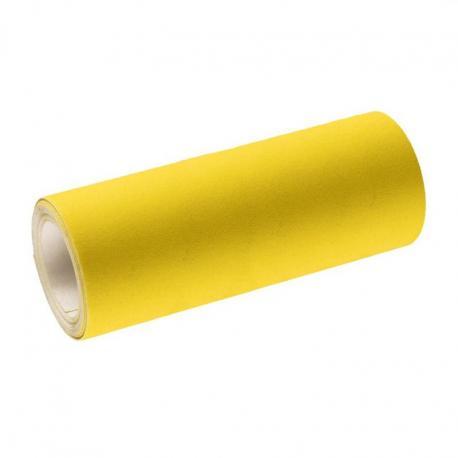 GRAPHITE Papier ścierny w rolce, 2.5 m x 115 mm, K220
