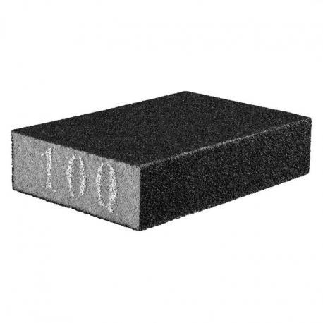 GRAPHITE Gąbka ścierna 70 x 25 x 100 mm, K100