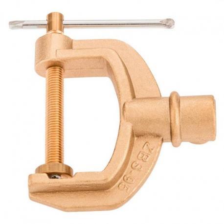 GRAPHITE Zacisk biegunowy, śrubowy 400A, 95 mm2