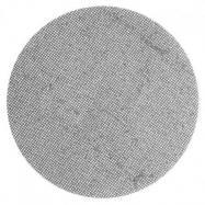 GRAPHITE Siatka ścierna na rzep, 225 mm, K40, do szlifierki 59G260