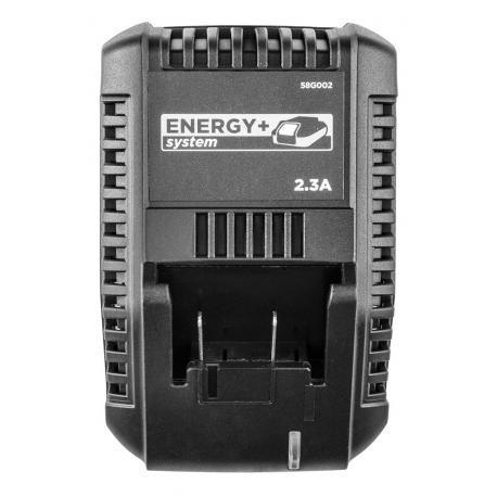 GRAPHITE Ładowarka do akumulatorów Energy+