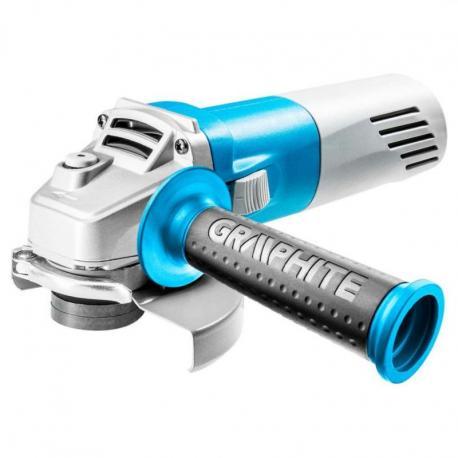 GRAPHITE PRO Szlifierka kątowa 850W, tarcza 125 x 22.2 mm, obroty 11 000 min?1