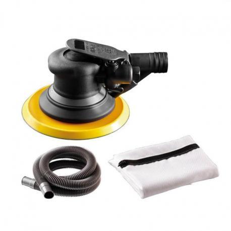 NEO Szlifierka mimośrodowa pneumatyczna 150 mm, 11 000 obr.-1