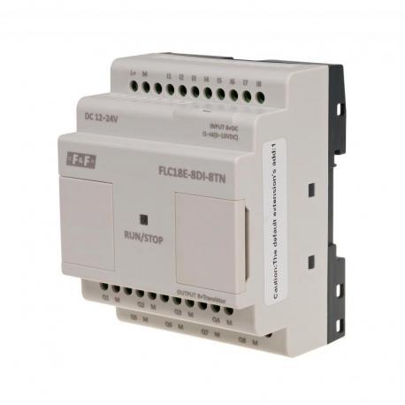 Moduł rozszerzeń wejść/wyjść analogowo-cyfrowych FLC18E-8DI-8TN