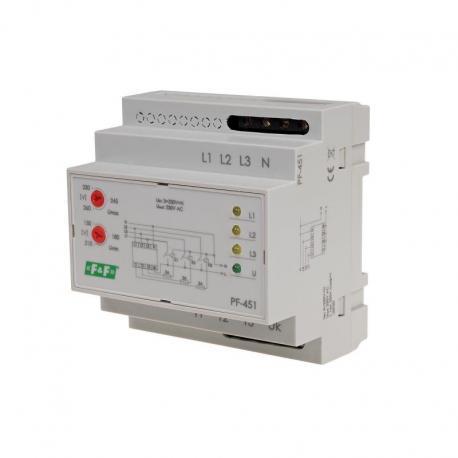 Automatyczny przełącznik faz PF-451 PF-451