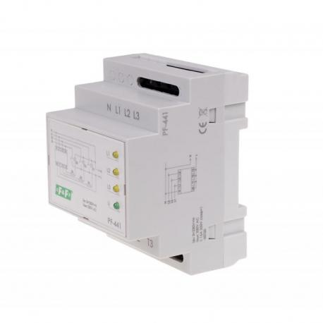 Automatyczny przełącznik faz PF-441 PF-441