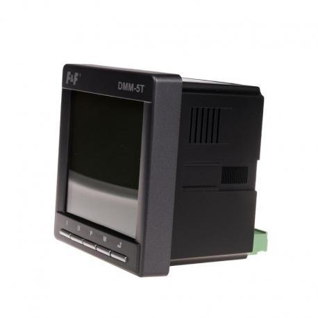 Multimetr panelowy z komunikacją Modbus RTU DMM-5T