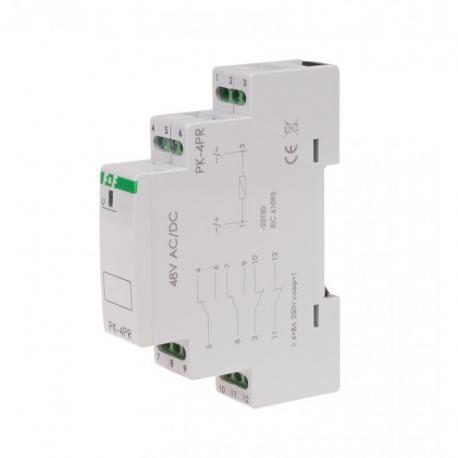 Przekaźnik elektromagnetyczny PK-4PR 48V PK-4PR-48V