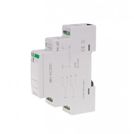 Przekaźnik elektromagnetyczny PK-2P 48 V PK-2P-48V
