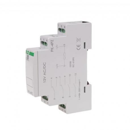 Przekaźnik elektromagnetyczny PK-4PZ 12V PK-4PZ-12V