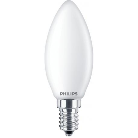 Philips CLA LEDCandle ND 6.5-60W B35 E14 827 FR