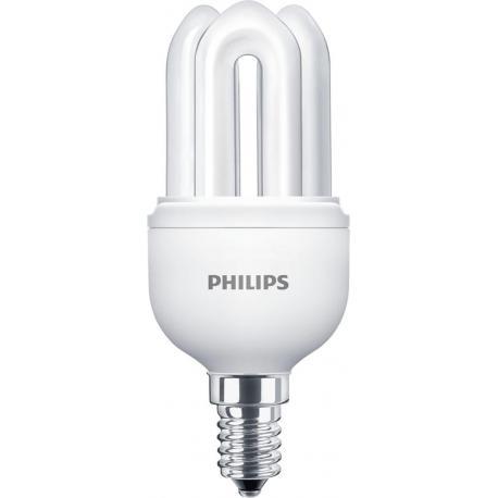 Philips GENIE 8W CDL E14 220-240V 1PF/6