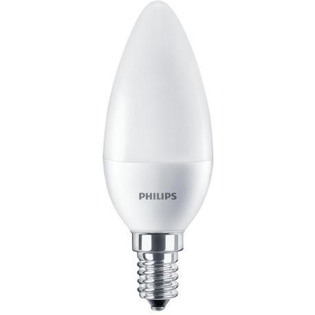 Philips CorePro candle ND 7-60W E14 840 B38 FR