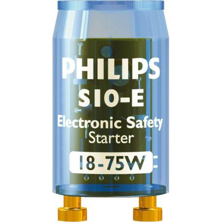 Philips S10E 18-75W SIN 220-240V BL/20X25CT