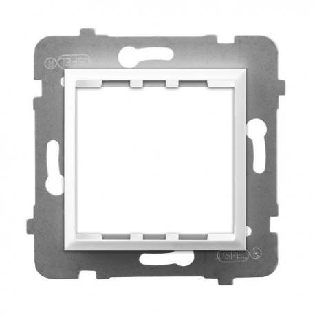 ARIA Adapter podtynkowy systemu OSPEL 45 do serii Aria AP45-1U/m/00 BIAŁY