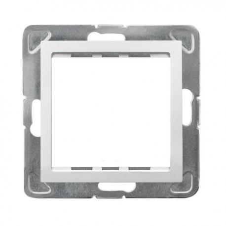 IMPRESJA Adapter podtynkowy systemu OSPEL 45 do serii Impresja AP45-1Y/m/00 BIAŁY