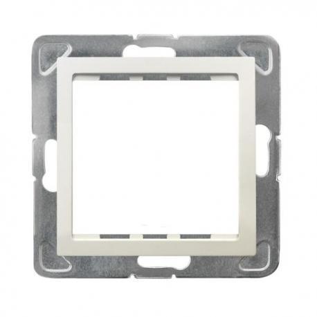 IMPRESJA Adapter podtynkowy systemu OSPEL 45 do serii Impresja AP45-1Y/m/27 ECRU