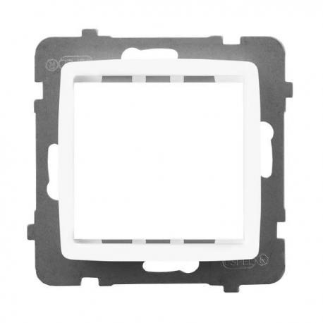 KARO Adapter podtynkowy systemu OSPEL 45 do serii Karo AP45-1S/m/00 BIAŁY
