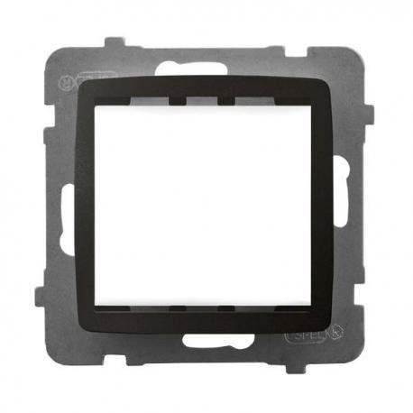 KARO Adapter podtynkowy systemu OSPEL 45 do serii Karo AP45-1S/m/40 CZEKOLADOWY METALIK