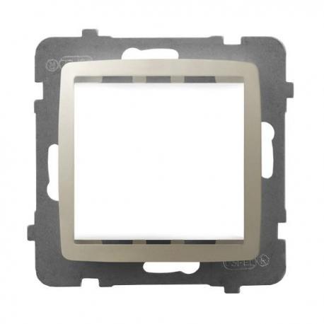 KARO Adapter podtynkowy systemu OSPEL 45 do serii Karo AP45-1S/m/42 ECRU PERŁOWY