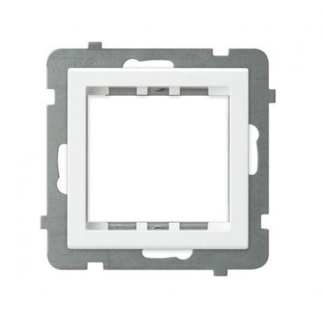 SONATA Adapter podtynkowy systemu OSPEL 45 do serii Sonata AP45-1R/m/00 BIAŁY